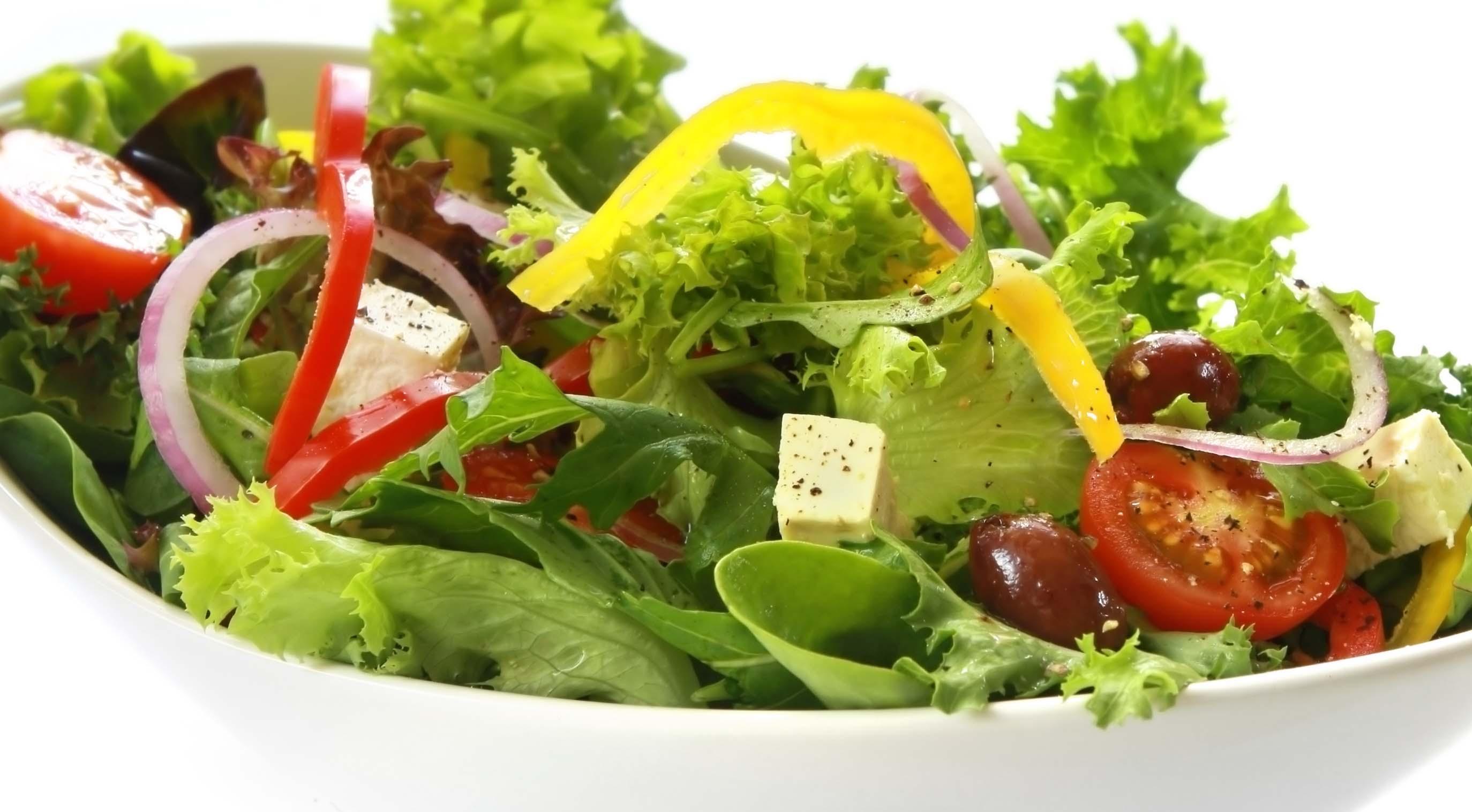 Salad Fotolia_14635653